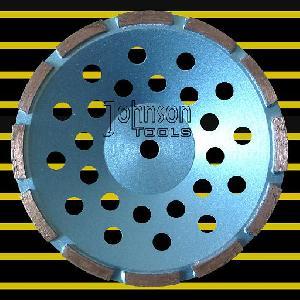 cup wheel 180mm row