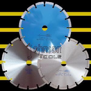 diamond blade laser tool