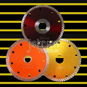 diamond cutting tool 125mm sintered turbo blades