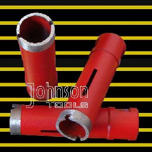 diamond drilling tool od25 4mm core bit stone