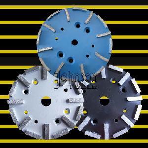 diamond grinding tool 200mm wheel concrete