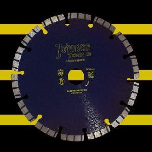 diamond 180mm laser turbo blade