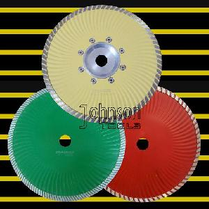 diamond blade 230mm sintered turbo wave