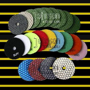 diamond tool 100mm dry polishing pad