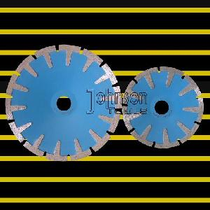 diamond tool sintered concave blade