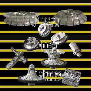 diamond tools vacuum brazed tool