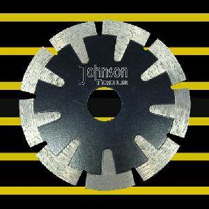 blade 115mm sintered t shape segmented