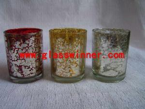 antique christmas glass