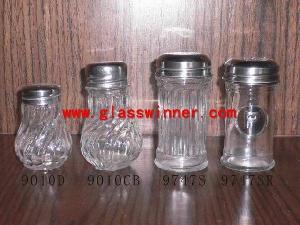 condiment glass jar