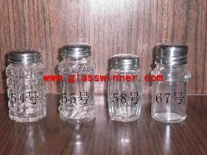 glass jar spice