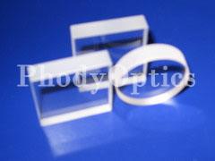 fused silica optical windows
