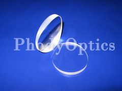 round cylindrical lens