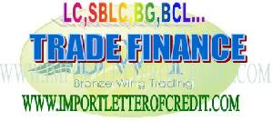 letter credit standby lc bank comfort pg pb