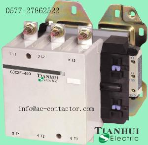 lc1 f ac contactor