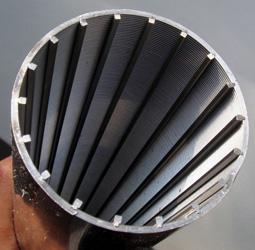 screen wedge wire filter strainer baskets