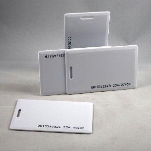 mifare clamshell cards