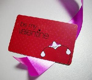 plastic card 001