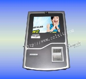 wall kiosk lx1001