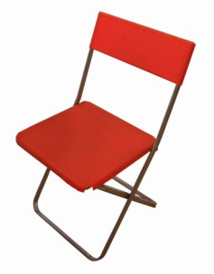 plastic folding chair 1078