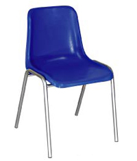 stacking plastic chair 1021