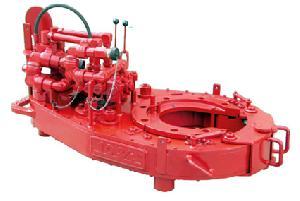 hydraulic tongs