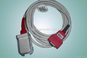 masimo spo2 extension cable amp14p db9f