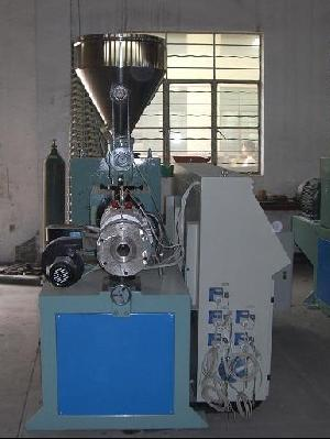 screw plastic extruder
