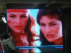 ph8 virtual indoor led display advertising