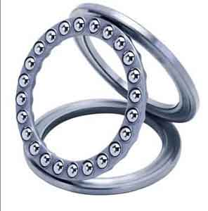thrust ball roller bearings