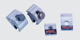 capg copper aluminium combined clamps