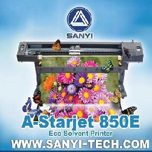 eco solvent printer starjet 850e
