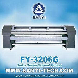 fy 3206g format solvent printer