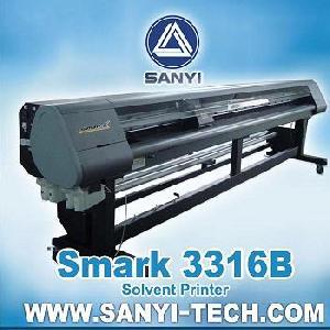 smark 3316b solvent printer 3 2m xaar 128 360 printhead