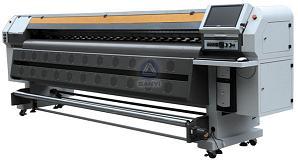 spectra polaris512 solvent printer