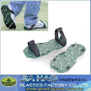 lawn aerator shoe jh 101 garden tools sandals