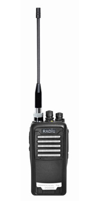 2 radios walkie talkies protable handheld r f800