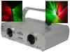 l2200 130mw rg laser show light