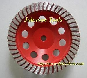 Diamond Turbo Type Cup Wheel