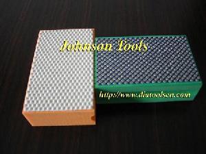 hand polishing pads