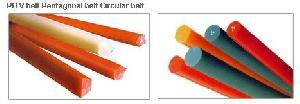 belts round v belt polyurethane