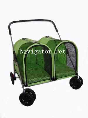pet stroller carrier barrow