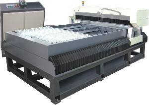 200w flat bed laser cutting machine