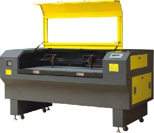 hs k12060 head laser cutter engraver
