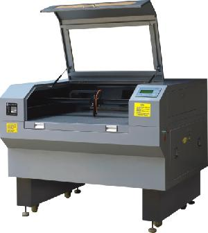 hs k9070 laser cutting engraving machine