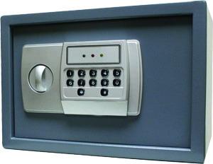 safe deposit box electronic