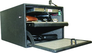 safe deposit gun box electronic
