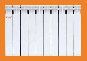 water heating aluminum radiator