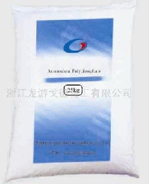 epoxy resin cladding ammonium polyphosphate flame retardant