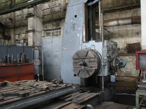 Used Horizontal Boring Machine Defum Hwc 110 For Sale