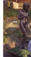 bronze fiberglass statues planters